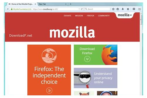 download mozilla version 38