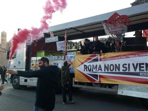 edf si鑒e social roma non si vende movimenti in corteo corriere it