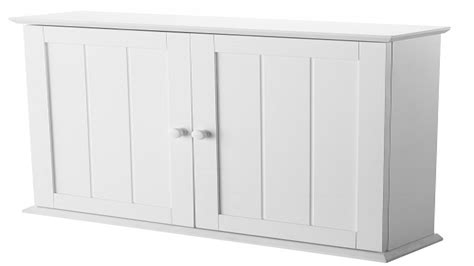 Bathroom Storage Cabinets Wall Mount, White Wood Bathroom
