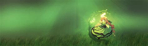 Anime Green Wallpaper - green anime wallpapers 73