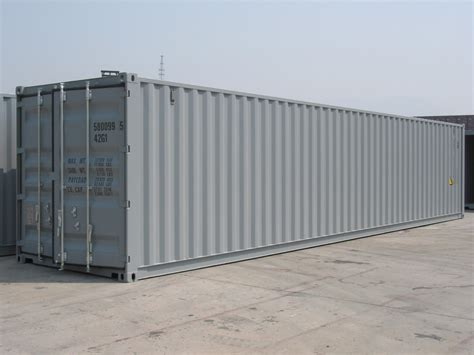 One Trip Storage Vs Used Cargo Containers For Sale Or Ren