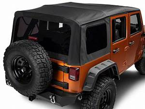 How To Install Rugged Ridge Replacement Sailcloth Soft Top