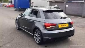 Audi A1 S Edition : audi a1 sportback tdi s line black edition grey 2016 youtube ~ Gottalentnigeria.com Avis de Voitures