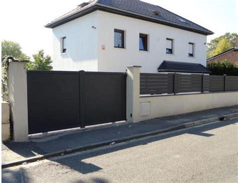 cloture et portail terrasses portails et clotures de votre maison archistyle b 226 tisseur designer