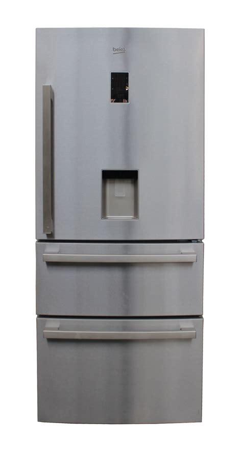 Beko Cfmd7852x 3 Door Fridge Freezer Stainless Steel #1929