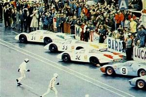 24h Le Mans 1968 - Porsche 908 Lh  31