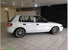 2003 Toyota Tazz Toyota Tazz Tazz Hatchback used car for