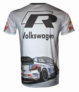 Vw T Shirts : vw polo wrc t shirt with logo and all over printed picture ~ Jslefanu.com Haus und Dekorationen