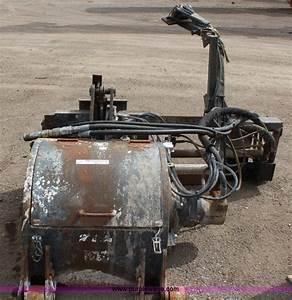 2005 Coneqtec Ap600 Universal Milling Head Skid Steer