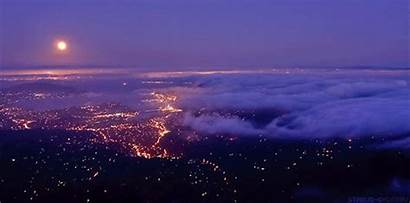Clouds Sky Cloud Night Gifs Sunset Pretty