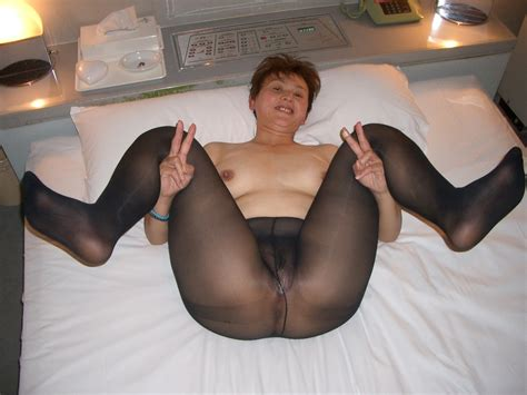 6 In Gallery Asian Pantyhose Amature Picture 6