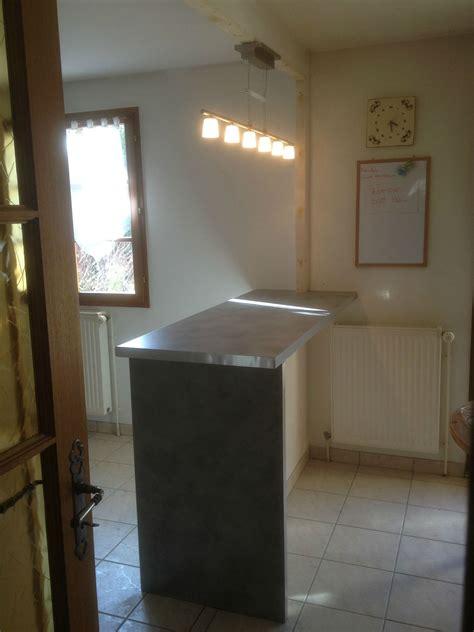 ouverture mur cuisine salon avant travaux ouverture mur salon cuisine photo de z