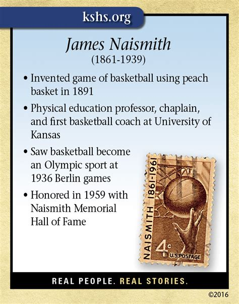 james naismith kansas historical society