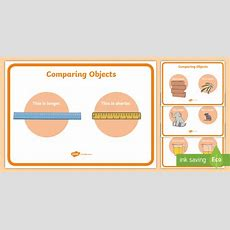* New * Comparing Objects Display Posters  Display, Display