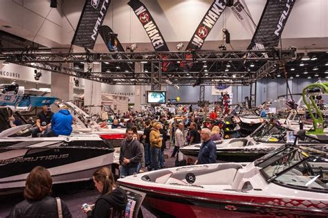 Cincinnati Boat Show by The Cincinnati Travel Sports And Boat Show Wvxu