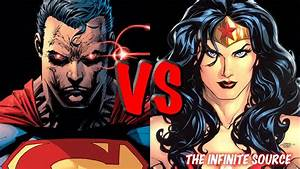 Wonder Woman vs Superman [THE RAP BATTLE] - YouTube