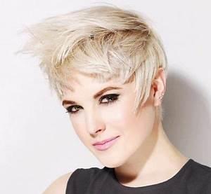 Coupe Courte Tendance 2019 : cheveux courts 10 mod les coupes courtes tendance 2019 tre belle ~ Dallasstarsshop.com Idées de Décoration