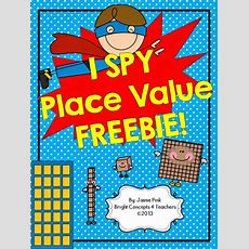 Great Freebie To Help Review And Reinforce Place Value Concepts Secondgradesquadcom
