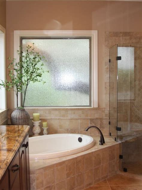 Corner Garden Tub Home Design Ideas, Pictures, Remodel And