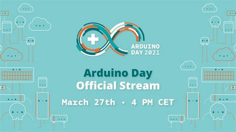 Official Arduino Day 2021 Live Stream - YouTube