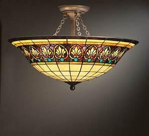 Tiffney, Style, Hanging, Chain, Ceiling, Lights, On, Winlights, Com