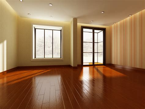 cabin living room empty room 3d model max cgtrader Empty