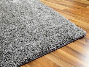 Teppich 100 X 200 : hochflor shaggy teppich luxus feeling mix silber teppiche hochflor langflor teppiche schwarz ~ Bigdaddyawards.com Haus und Dekorationen