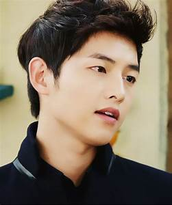 This hairstyle - Song Joong-Ki at The Innocent Man (TV ...