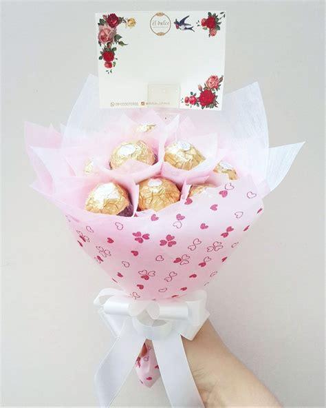 jual buket coklat ferrero bouquet murah  lapak el