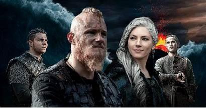 Vikings Season Episode Death Major Character History
