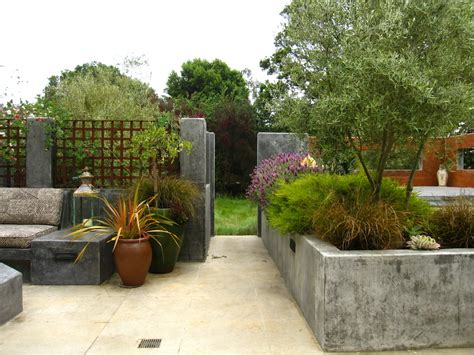 innovative decorative fence panels in patio contemporary