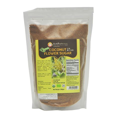 organic coconut flower sugar lifewinners organic
