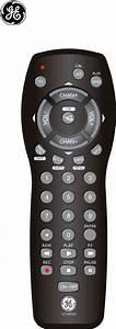 Ge Universal Remote 24991 User Guide