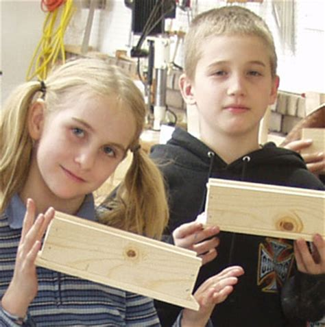 kids woodworking project  small box finewoodworking