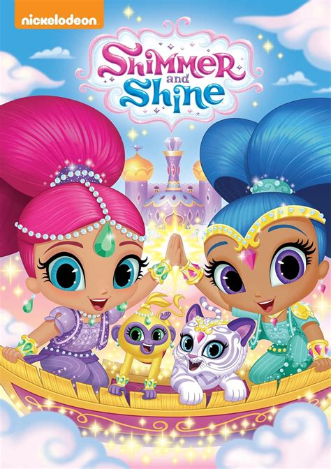 Nickelodeon's Shimmer & Shine On Dvd Today!  Lovebugs And. Patient Discharge Form Template. Civil Rights Posters. School Id Template Free Download. Photo Calendar Template 2016