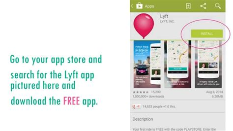 How To Download Lyft App And Enter Coupon Code Correctly
