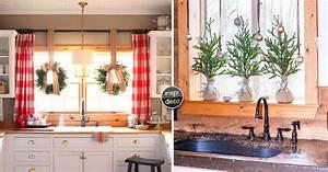 decorer sa cuisine pour noel voici 20 idees inspirez vous With commentaire decorer sa cuisine