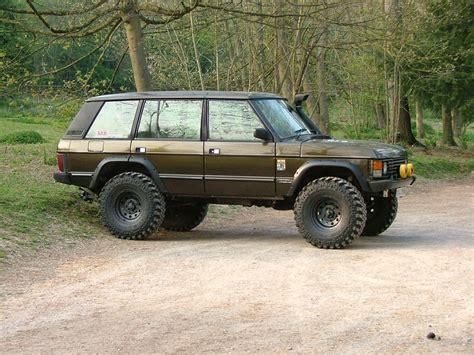 range rover classic lse stuff