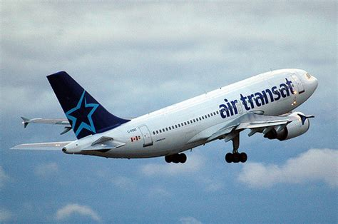 air transat canada telephone canadian airline air transat business newsjewish business news