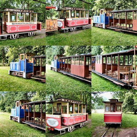 Britzer Garten Bahn by Zeitachse Bahnbilder De