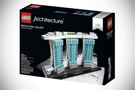 Lego Architecture Marina Bay Sands Mikeshouts