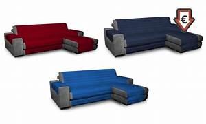 Housse Assise Canapé : housse de canap d 39 angle groupon ~ Melissatoandfro.com Idées de Décoration