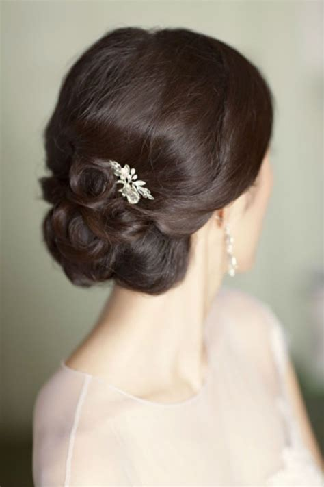 50s Hairstyles Wedding by Best 25 1940s Wedding Hair Ideas On 50s