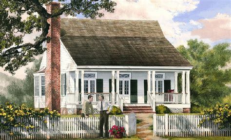 William E Poole Modular Cajun Cottage
