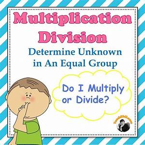Multiplication Division Worksheets 3rd