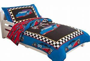 Lit Voiture Garcon : parure de lit voiture de course pour gar on kidkraft sur ~ Melissatoandfro.com Idées de Décoration