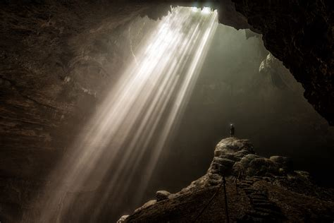 the cave and the light destination jomblang cave a light from heaven a trip