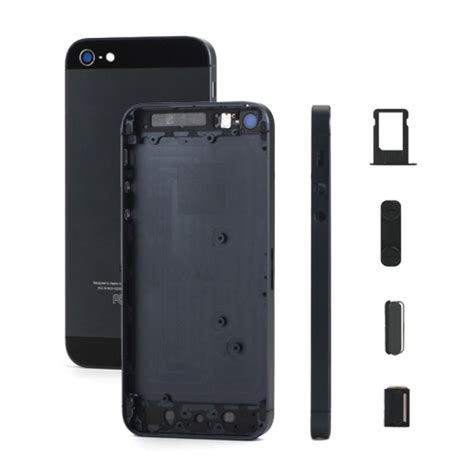 iphone 5 housing iphone 5 back cover housing middle frame bezel with