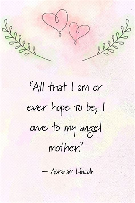 Mothers Day One Line Quotes