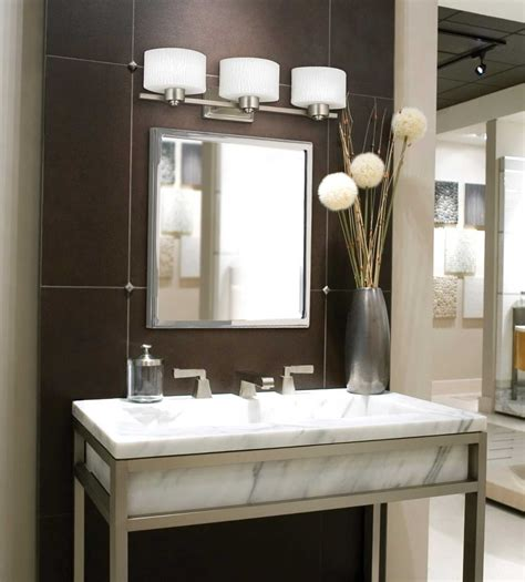 Contemporary Bathroom Lighting Images by New Bathroom Mirror With Ideas And Attractive Mirrors
